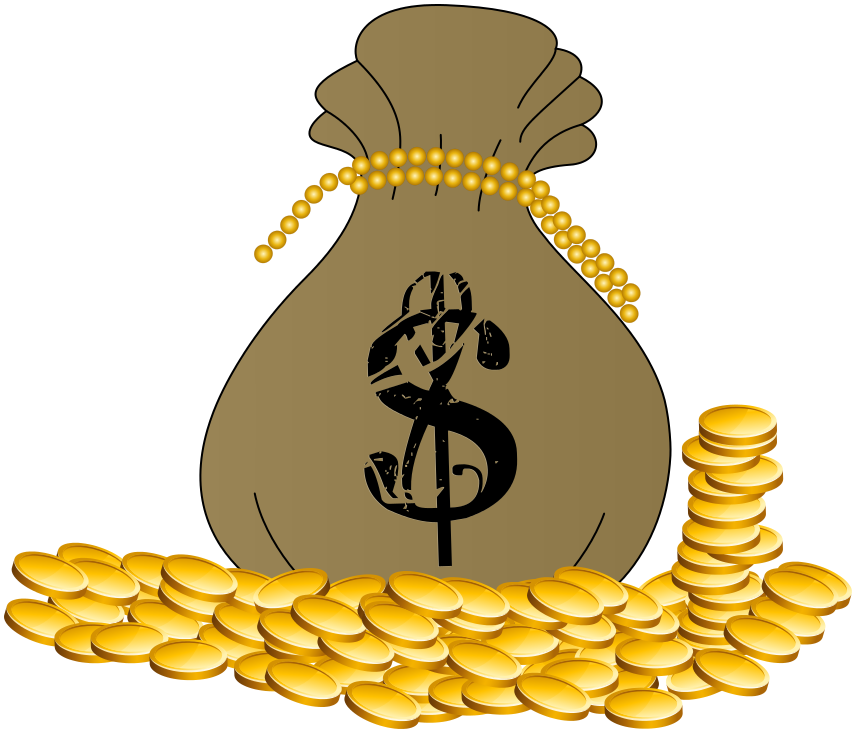 bag gold   money  money bags  money sack  bag gold png html money bag clip art black money bag clipart outline