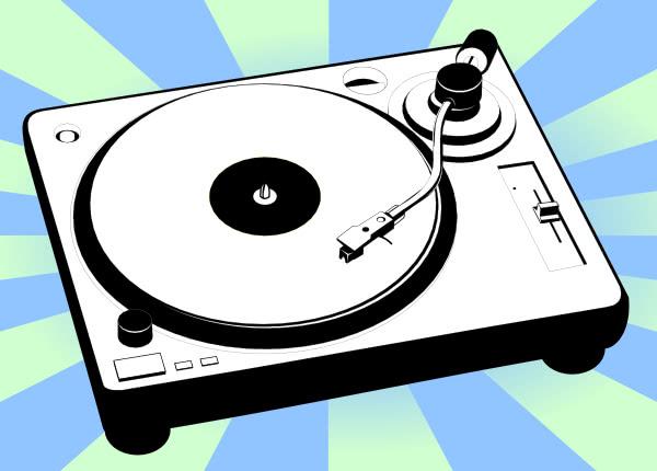 turntable 70s look - /music/listen/vinyl/record_player ...
