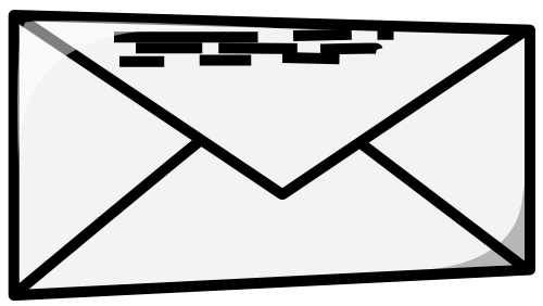 mailing envelope - /office/notes_memos/mail/mailing ...