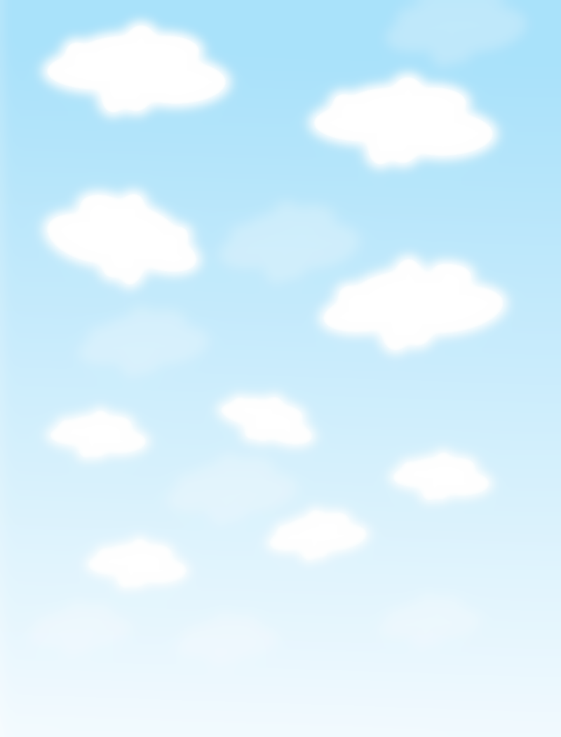 sky with clouds page   page frames  background pages  sky clip art cloud letters clipart cloud background