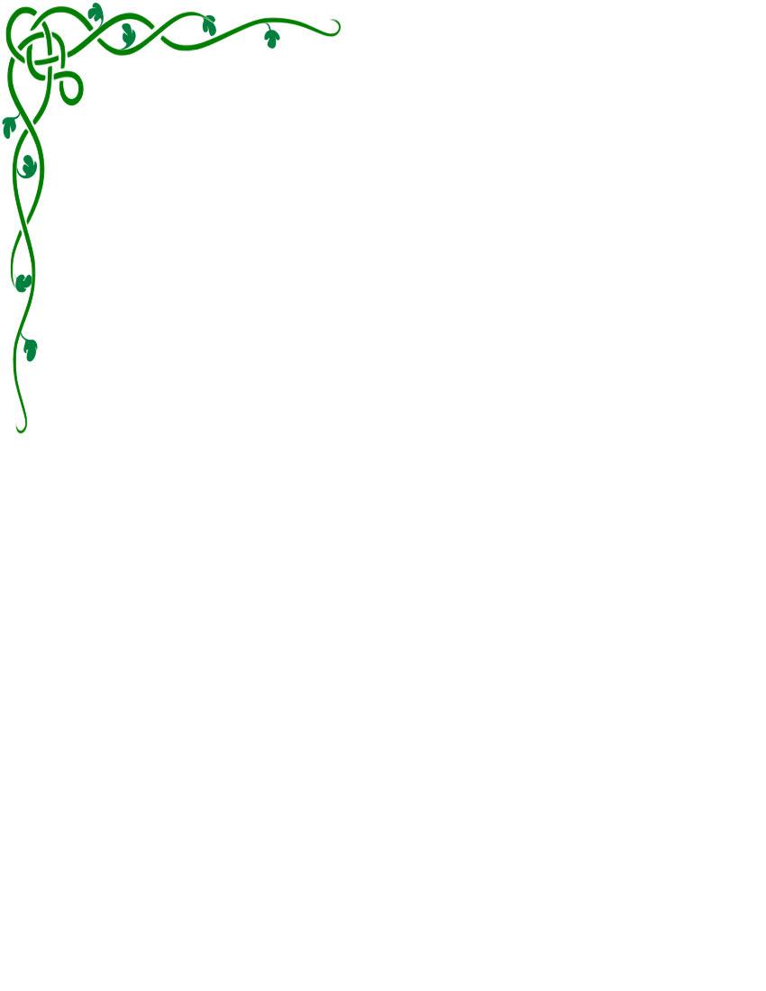 celtic vine corner - /page_frames/floral/ivy/celtic_vine_corner.png ...