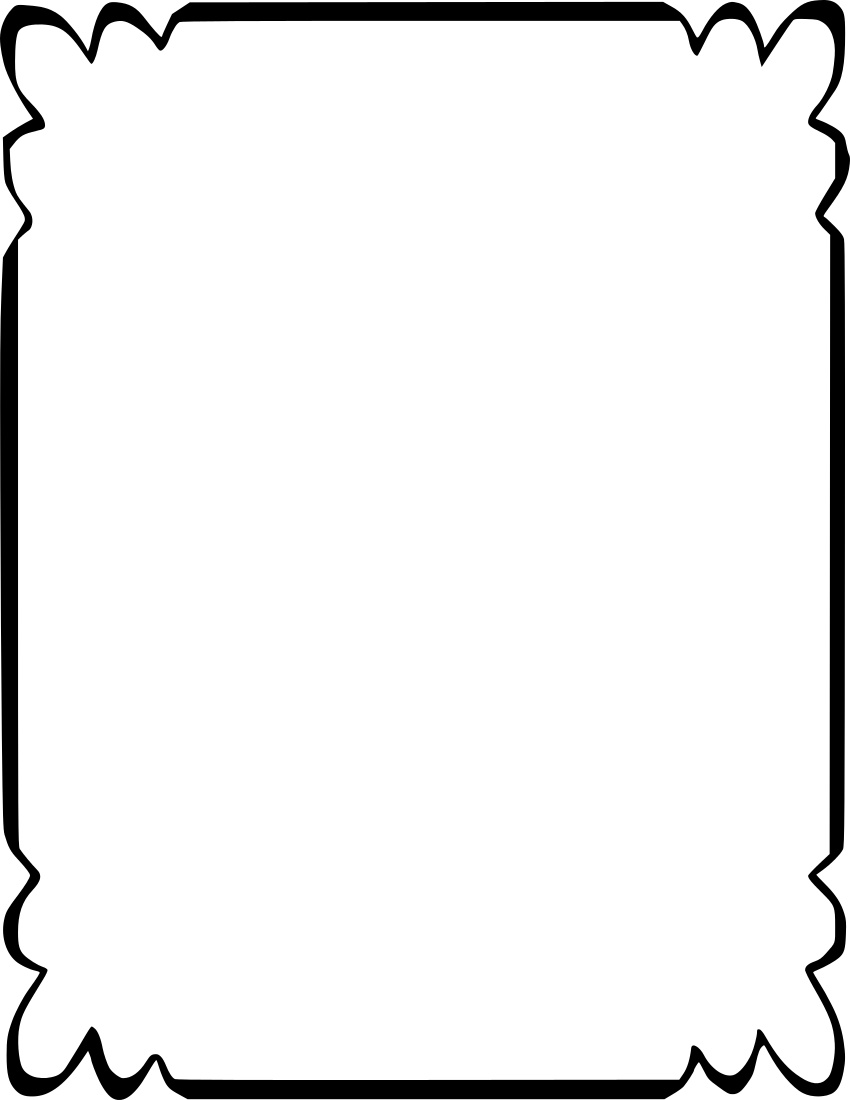 ... border - /page_frames/simple_ornamental/bold_announce_frame_border.png