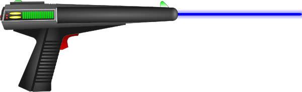 laser gun   recreation  games  video games  laser gun png html clip art public domain spring clip art public domain ducks