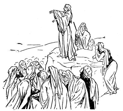 Sermon On The Mount Bw Religion Mythology New Testament