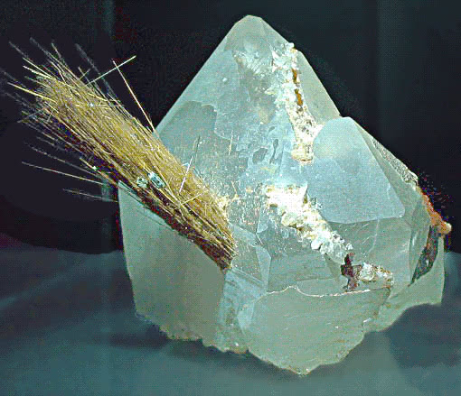 Of pictures and rocks minerals