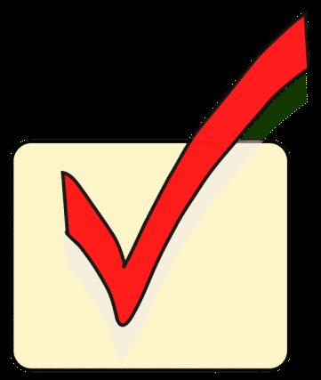 checkbox 1   signs symbol  checkmarks  check in box clip art box of crayons clipart box check