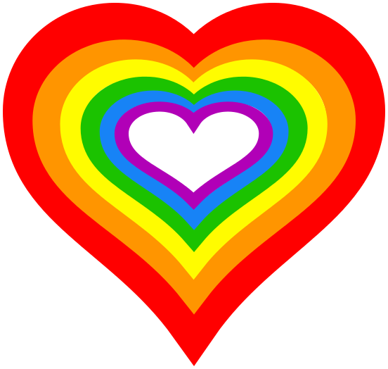 ... love heart - /signs_symbol/love/hearts/rainbow_love_heart.png.html