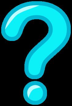question mark cyan   signs symbol  words  punctuation clip art question mark frames clip art question mark stick man