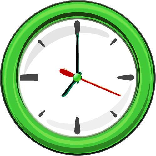 Blank pennant clipart in addition Office hours clipart likewise Why Noise Affects Memory also Clock Clipart For Time Telling furthermore Wall clock 1 green. on clock clip art