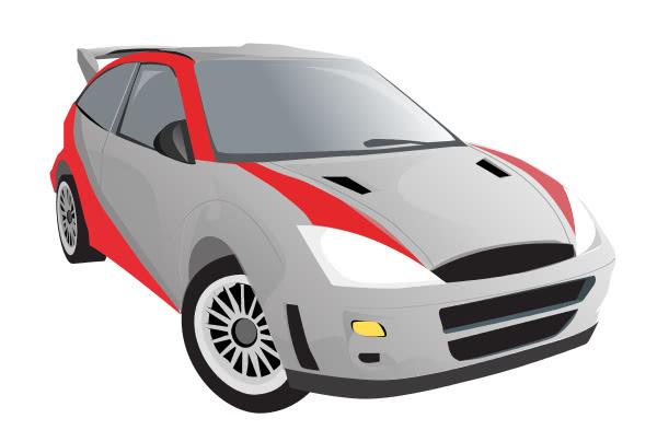 sporty car 6   transportation  car  more cars  sporty car 6 sports cliparts free sports clip art free