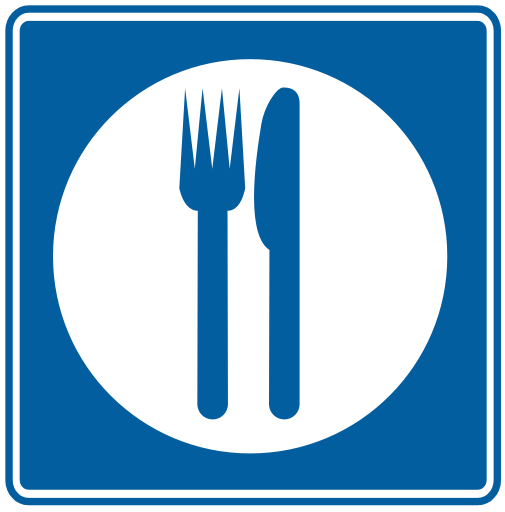 dining   travel  us road signs  info  dining png html road signs clip art images road signs clip art images