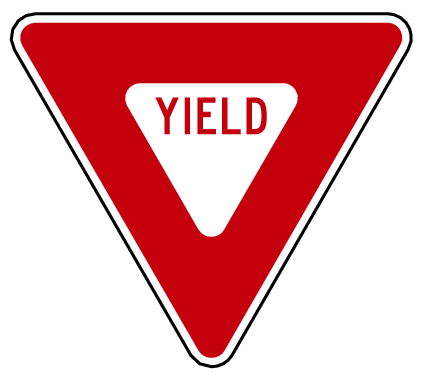 About Us >> yield - /travel/US_Road_Signs/regulation/yield.png.html