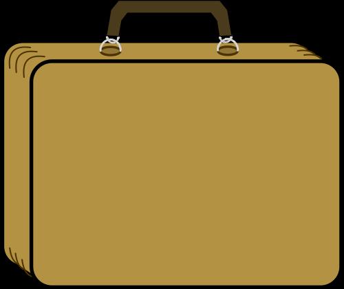 tan suitcase   travel  luggage  luggage 2  tan suitcase png html suitcase clip art transparent suitcase clip art etsy