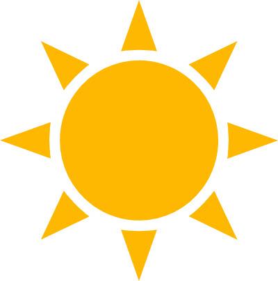 sun spiked rays orange - /weather/sun/sun_sharp_rays/sun_spiked_rays ...
