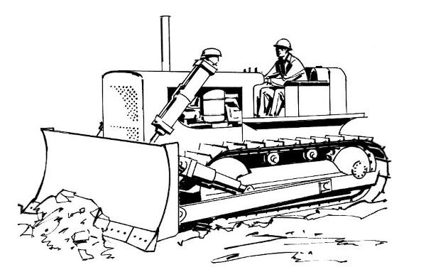 Bulldozer Bw Working Vehicles Bulldozer Bulldozer Bw