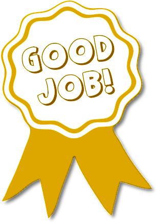 Good Job Gold Ribbon Education Awards Good Job Gold