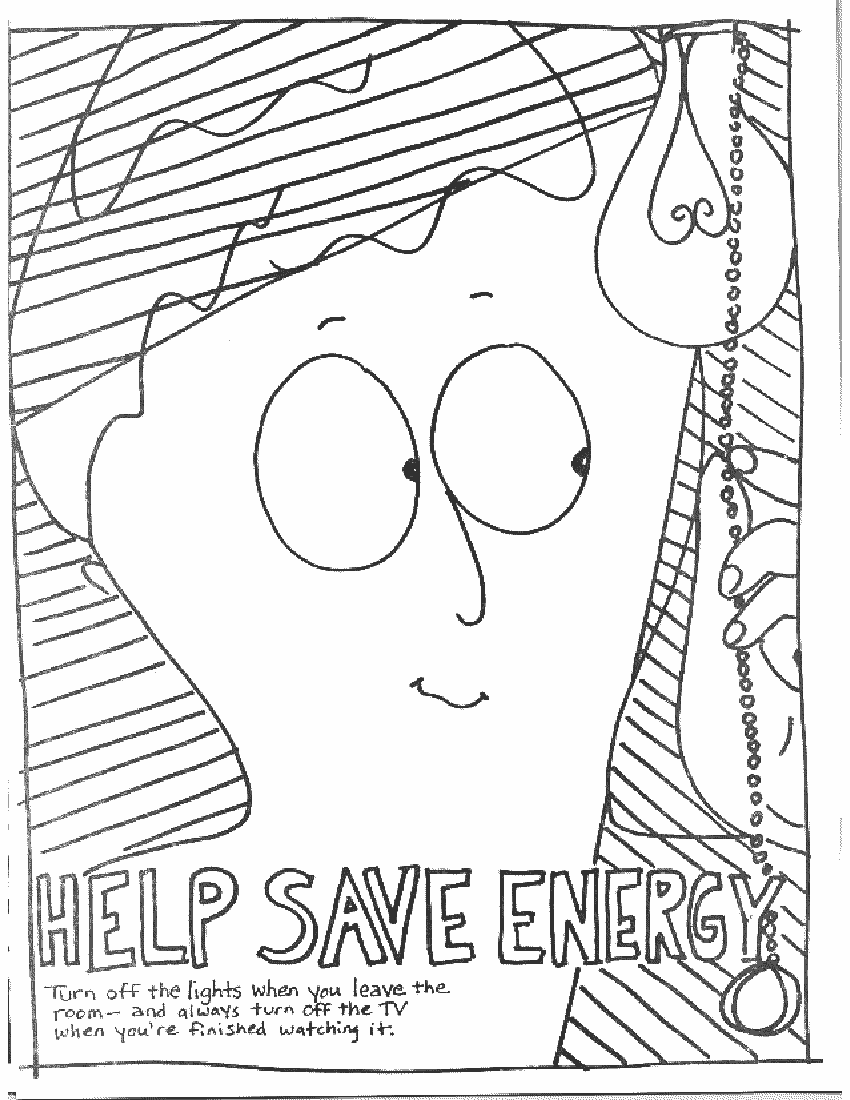 Save energy conservation video