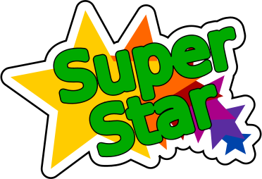super Star - /education/encouraging_words/super_Star.png.html