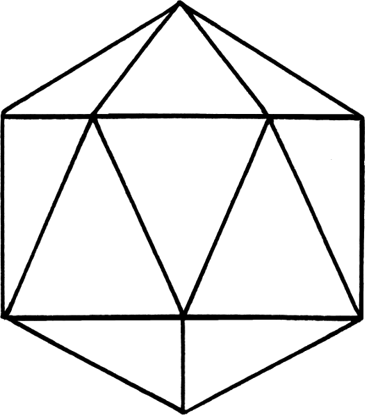 icosahedron - /education/geometry/icosahedron.png.html