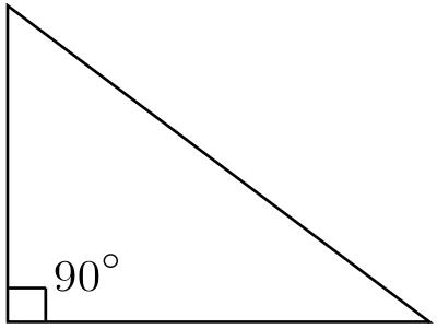 Right Triangle Clipart Triangle right