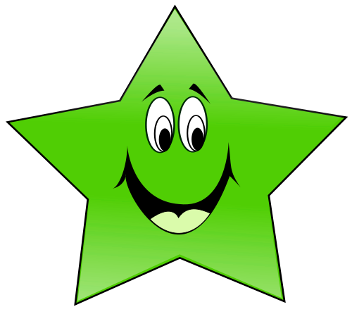 happy star clip art - photo #42