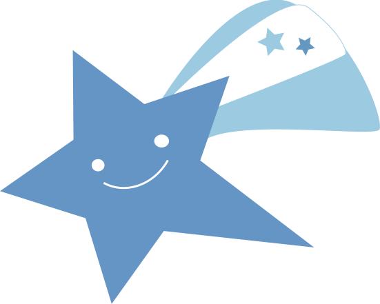 happy star clip art - photo #39