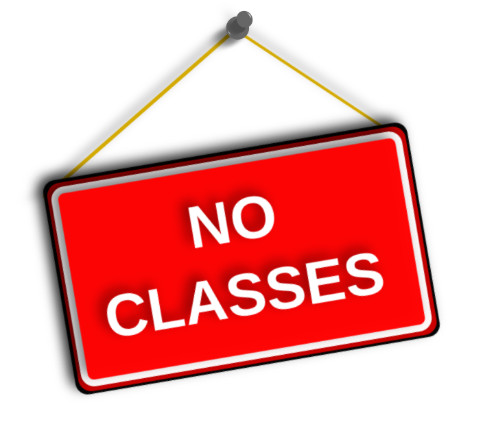 Image result for no classes