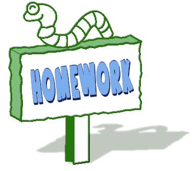 homework green 1 - /education/signs/worm_sign/homework ...