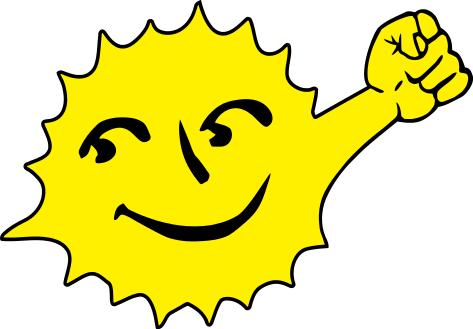 sun power - http://www.wpclipart.com/energy/solar/sun_power.png.html