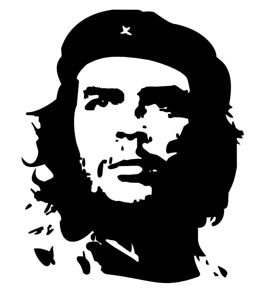 http://www.wpclipart.com/famous/Che_Guevara_01.png