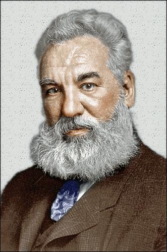 Alexander Graham Bell color