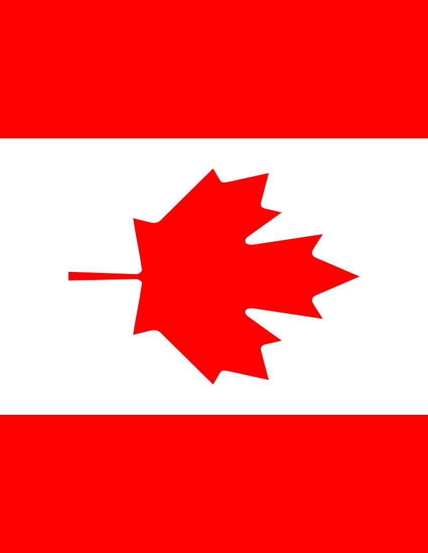 canada flag full page - /flags/Countries/C/Canada/canada ...