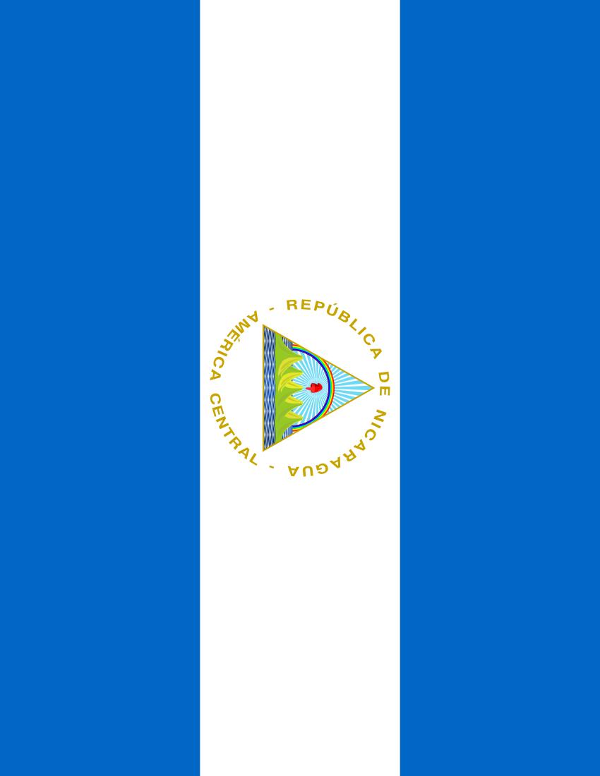 nicaragua flag full page - /flags/Countries/N/Nicaragua/nicaragua_flag ...