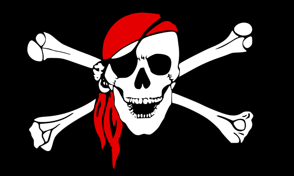 clipart pirate flag - photo #8