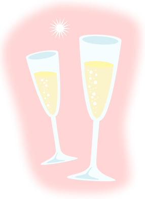 champagne toast - /food/beverages/alcohol/champagne ...