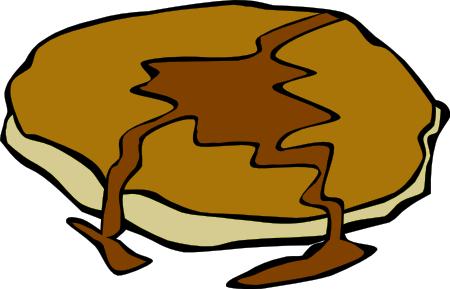 pancakes clip art. pancake 3