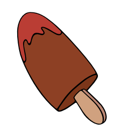 chocolate bar - /food/desserts_snacks/ice_cream/chocolate_bar.png.html