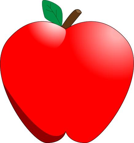 apple very red   food  fruit  apple  apples 2  apple very red clip art apples and pears clip art applesauce