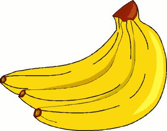 Animated Banana Clip Art