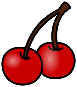 Cherries Clipart