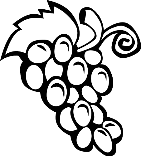 Four Leaf Clover Outline Clipart. and wine clipart px kb,