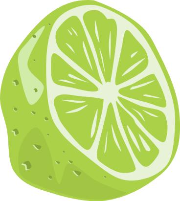 Lime Png Lime half