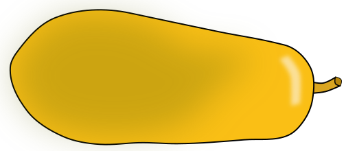 Cartoon Fruit Clip Art