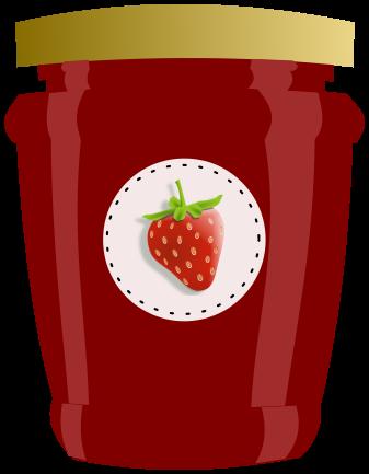 how to make strawberry jam preserves