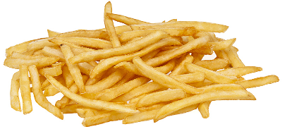French Fry Png