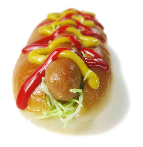 Hot dog   υγιεινό...