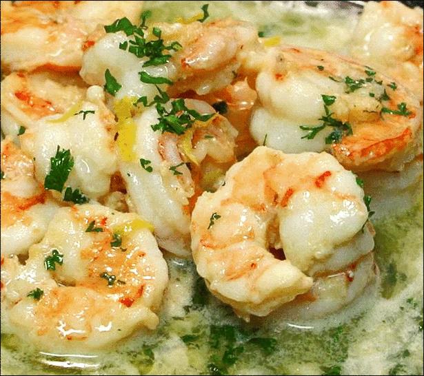 shrimp scampi basic shrimp scampi spaghetti with shrimp scampi shrimp ...