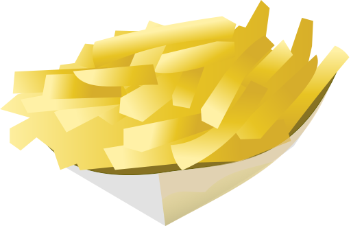 french fries 1 - /food/vegetables/potato/french_fries_1.png.html