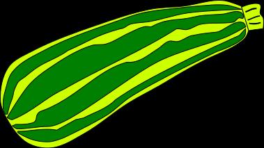 zucchini squash clip a...