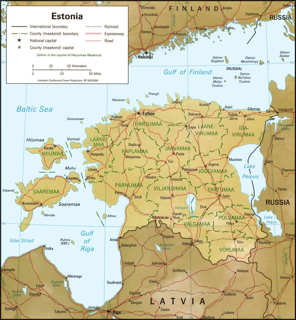 Economic Freedom: Country Studies — Estonia | Democracy Web